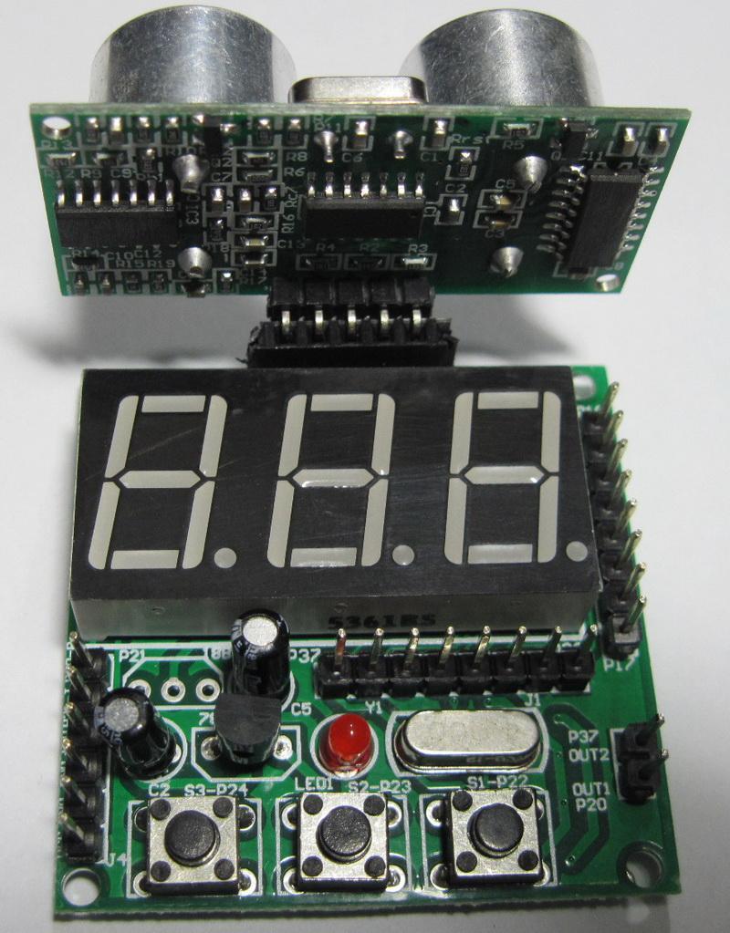 Loaded Bins Detection Using Ultrasonic Sensor Interfacing Sensors With Pic Microcontroller